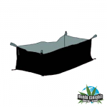 Forro Interno Para Mini Grow Bed