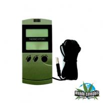Termohigrómetro Digital con Sonda