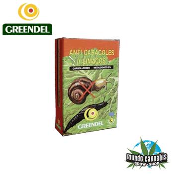Greendel Mata Caracoles