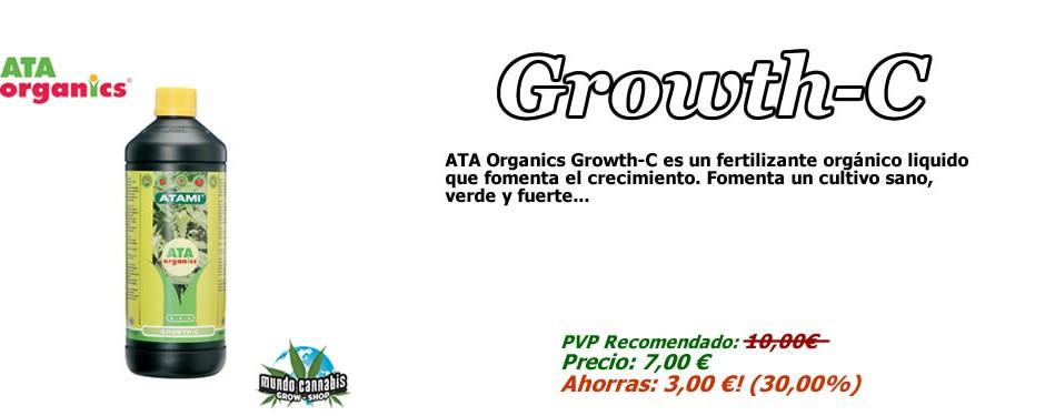 ATA Organics Growth-C Promo