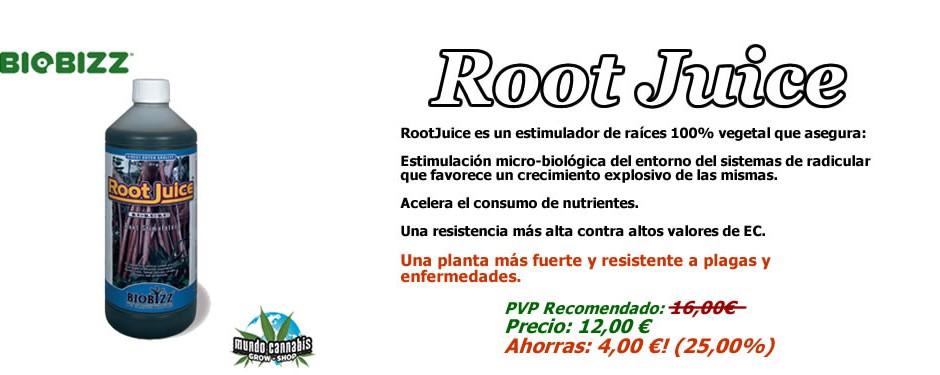 Bio Bizz Root Juice Promo